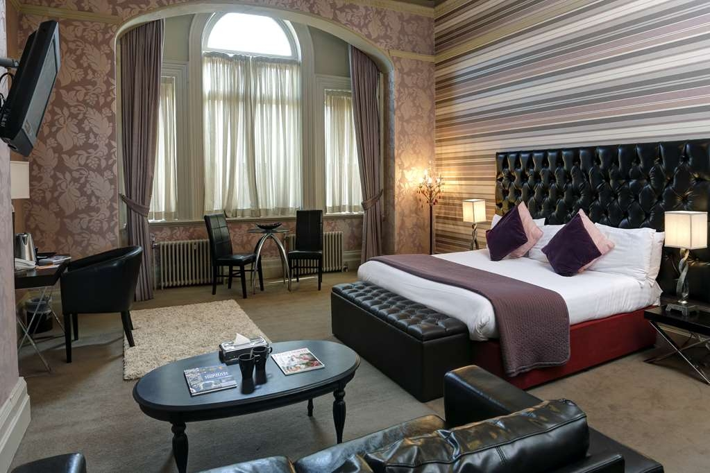 Best Western Grand Hotel - grand hotel bedrooms