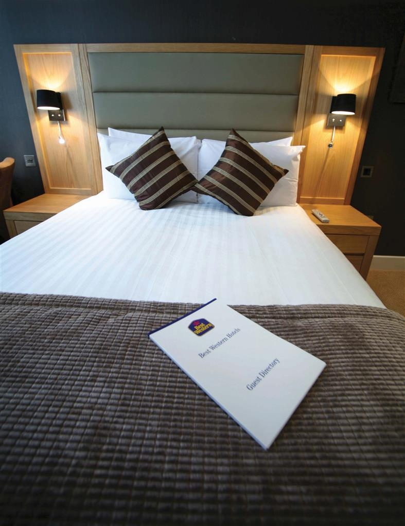 Best Western Boltons Hotel London Kensington - Executive-Kingsize-Zimmer