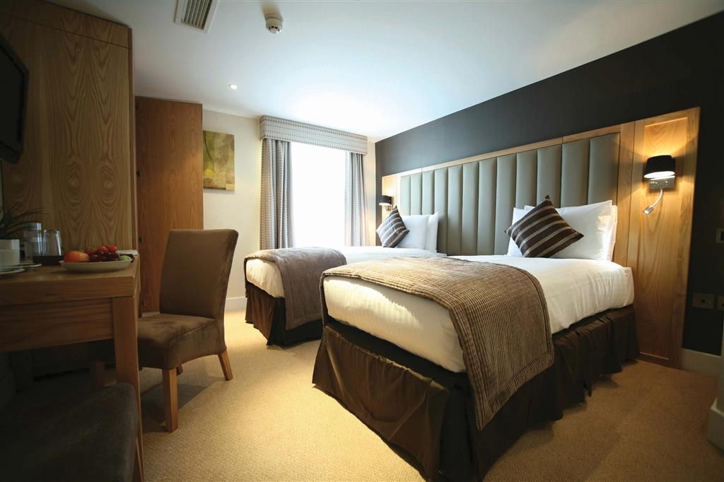 Best Western Boltons Hotel London Kensington - Chambre