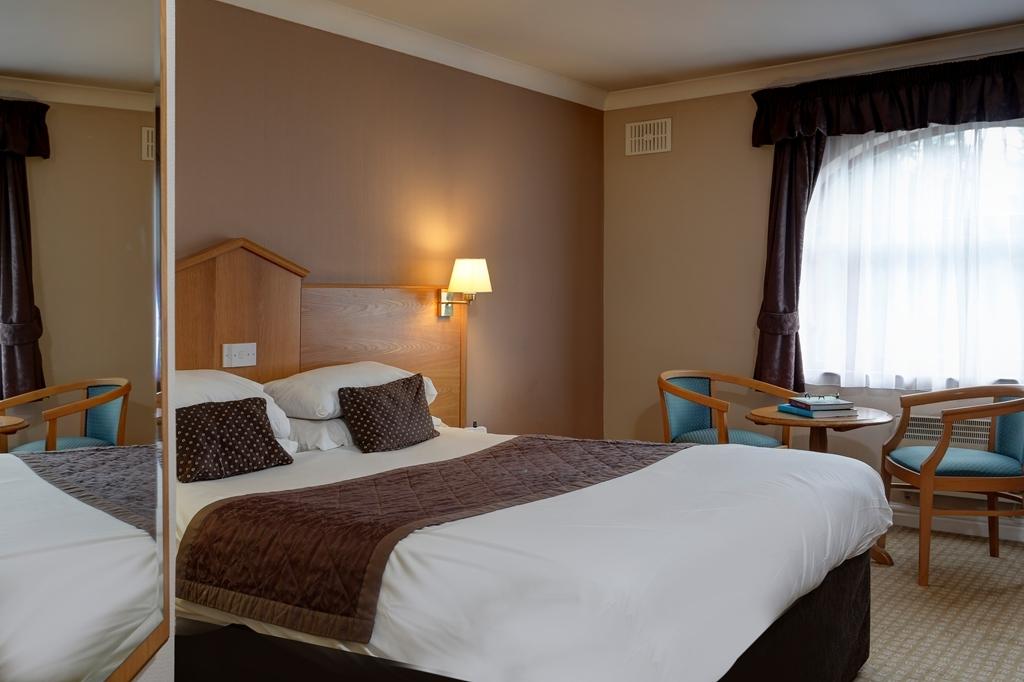 Best Western Widnes Halton Everglades Park Hotel - Chambres / Logements