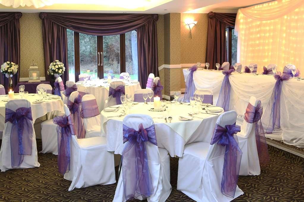 Best Western Widnes Halton Everglades Park Hotel - everglades park hotel wedding events