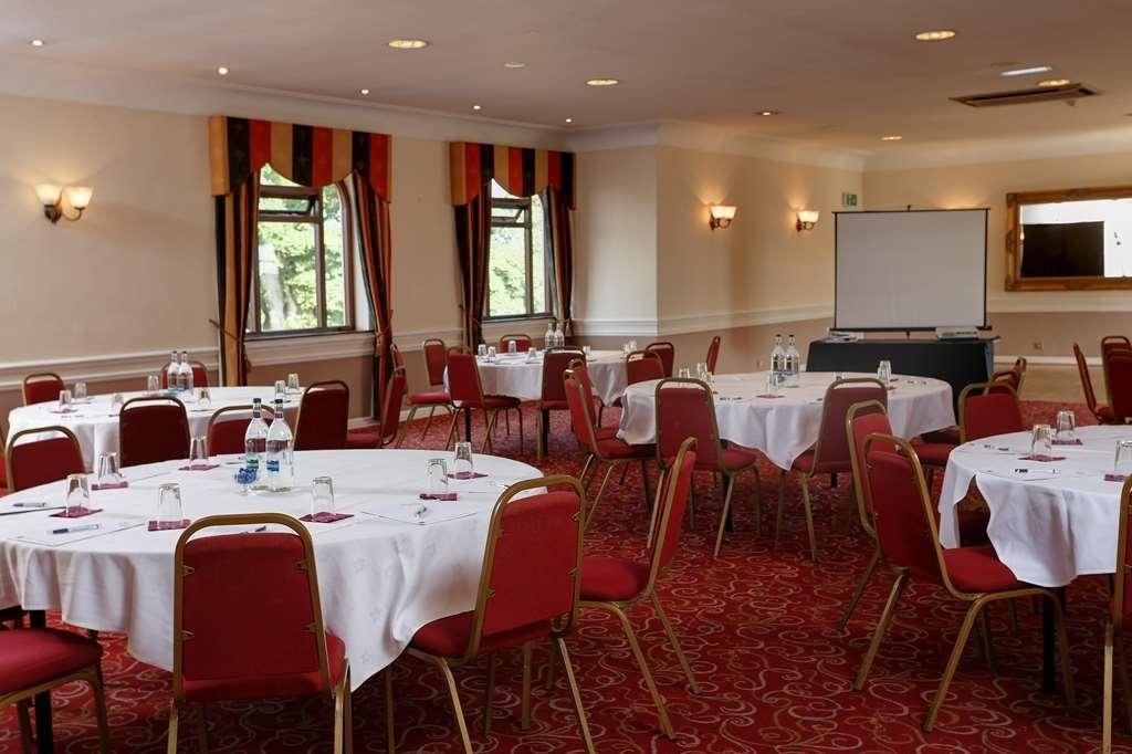 Best Western Widnes Halton Everglades Park Hotel - everglades park hotel meeting space