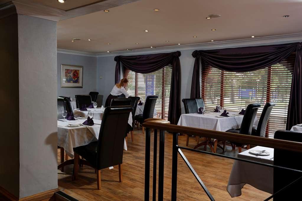 Best Western Widnes Halton Everglades Park Hotel - everglades park hotel dining