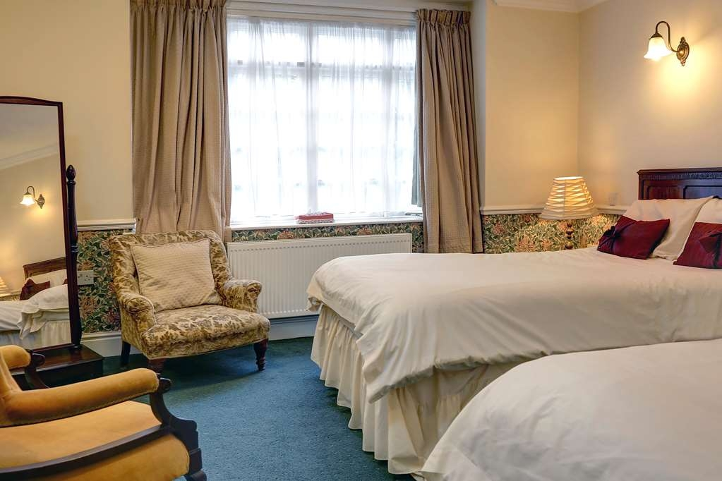 Best Western The Lairgate Hotel - Guest Room