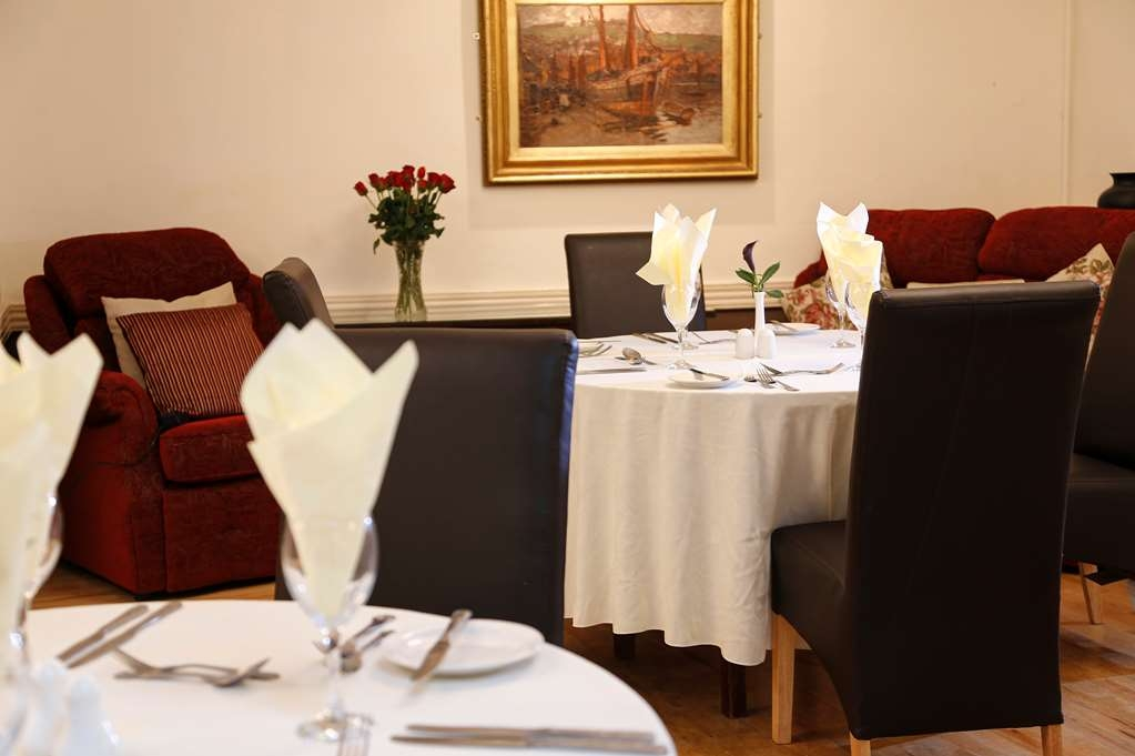 Best Western The Lairgate Hotel - Restaurant / Etablissement gastronomique