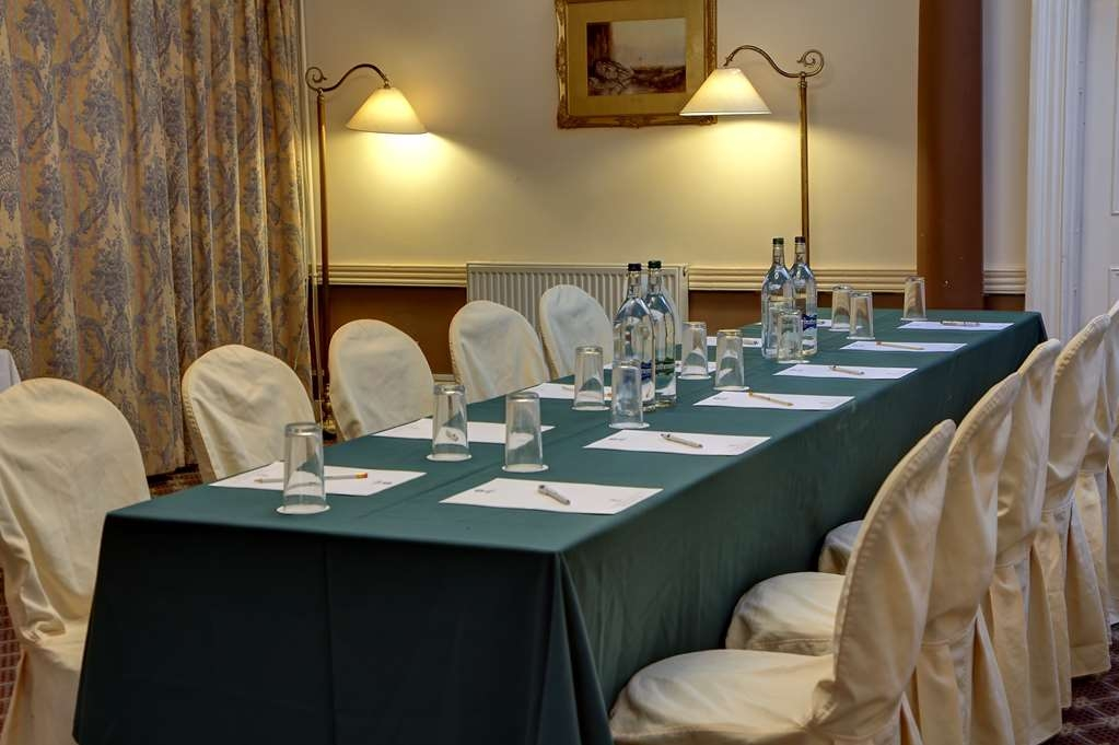 Best Western The Lairgate Hotel - lairgate hotel meeting space