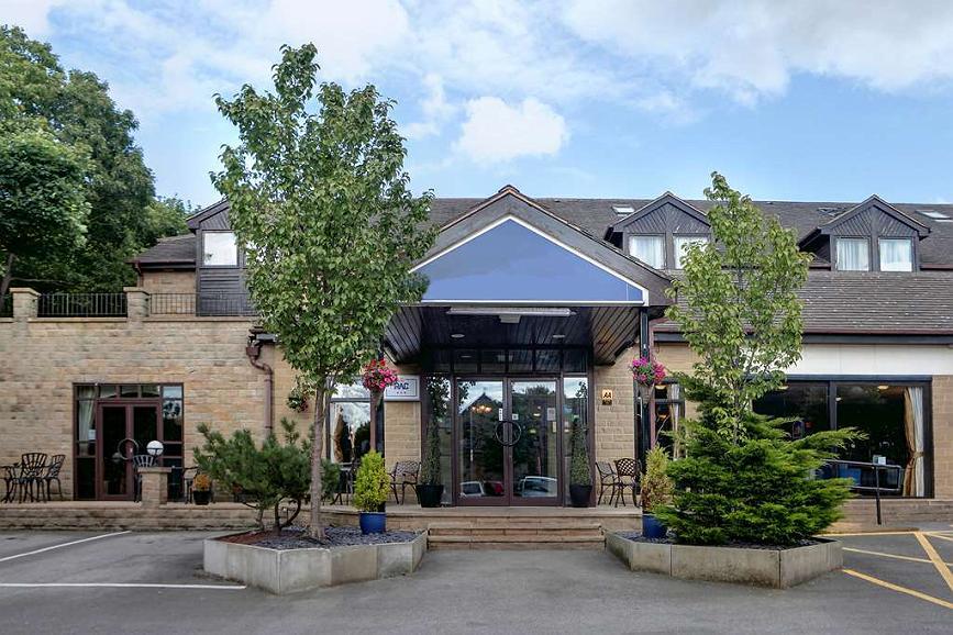 Best Western Wakefield Hotel St Pierre - Aussenansicht
