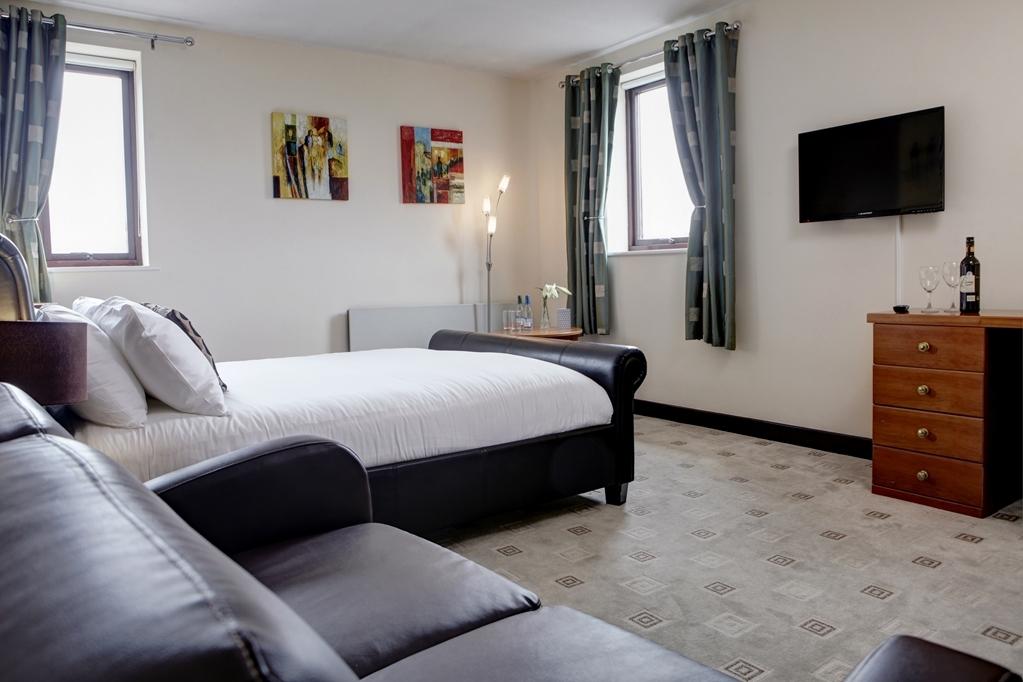 Best Western Wakefield Hotel St Pierre - Habitaciones/Alojamientos