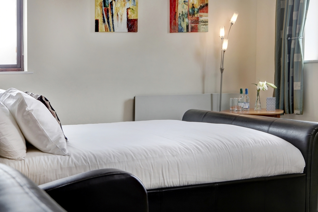 Best Western Hotel St Pierre - Guest Room