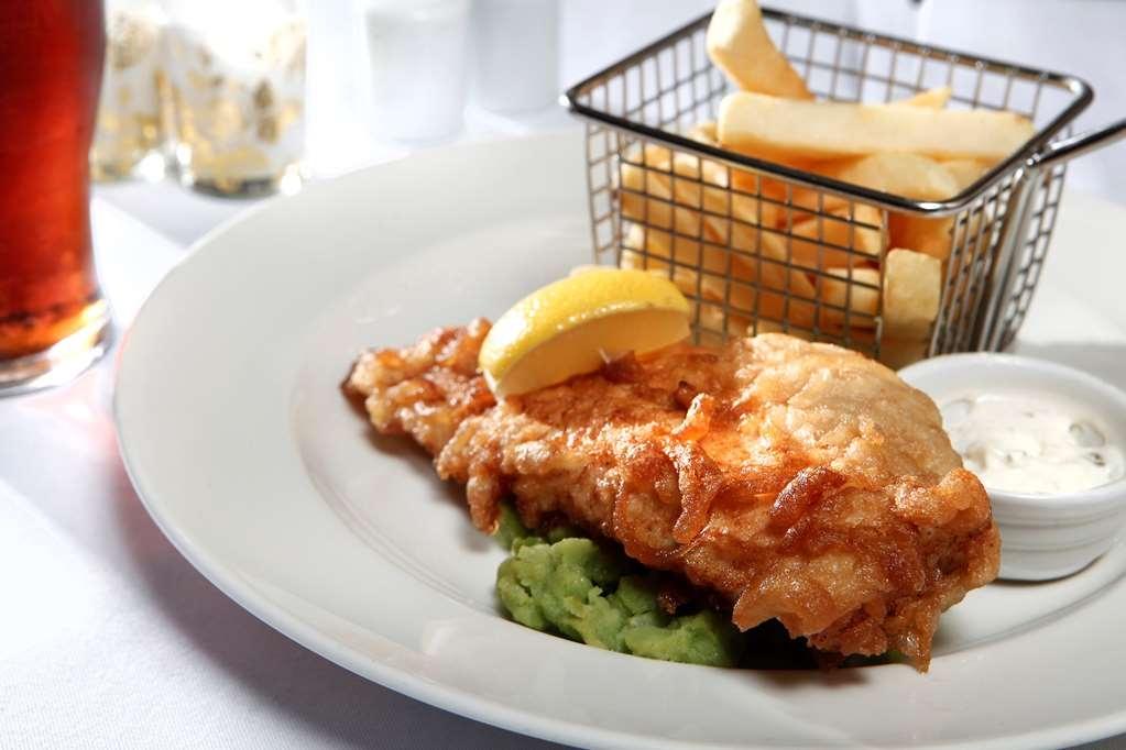 Best Western Wakefield Hotel St Pierre - Restaurante/Comedor