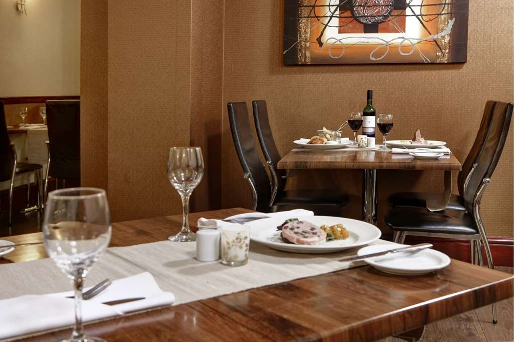 Best Western Hotel St Pierre - Restaurant