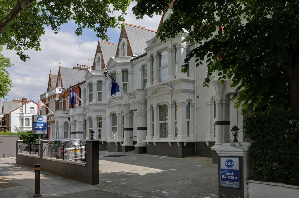 Best Western Chiswick Palace & Suites - Vista Exterior