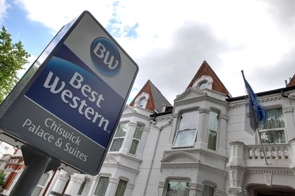 Best Western Chiswick Palace & Suites - Facciata dell'albergo
