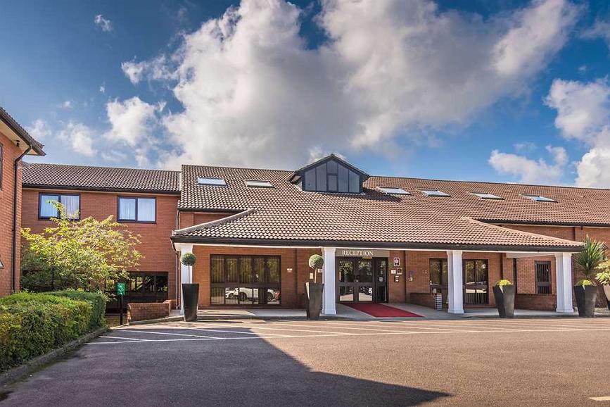 Best Western Rockingham Forest Hotel - Aussenansicht