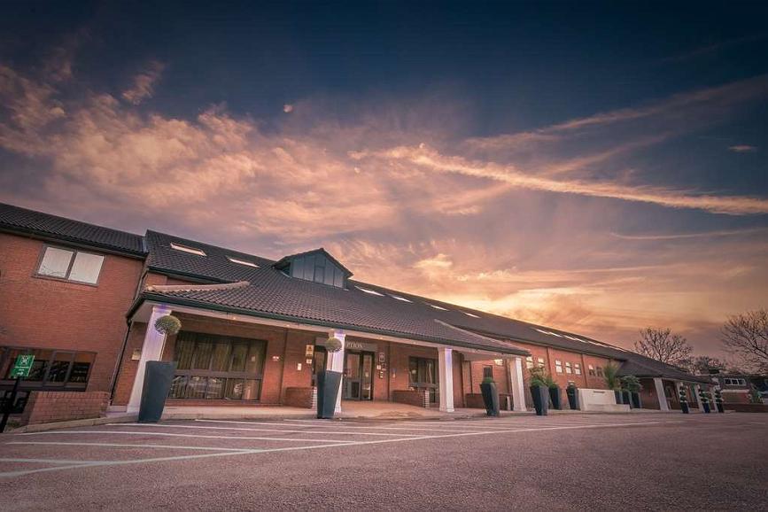 Best Western Rockingham Forest Hotel - Vista exterior