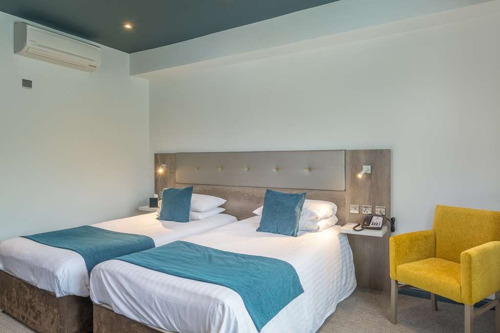 Best Western Rockingham Forest Hotel - rockingham forest hotel bedrooms
