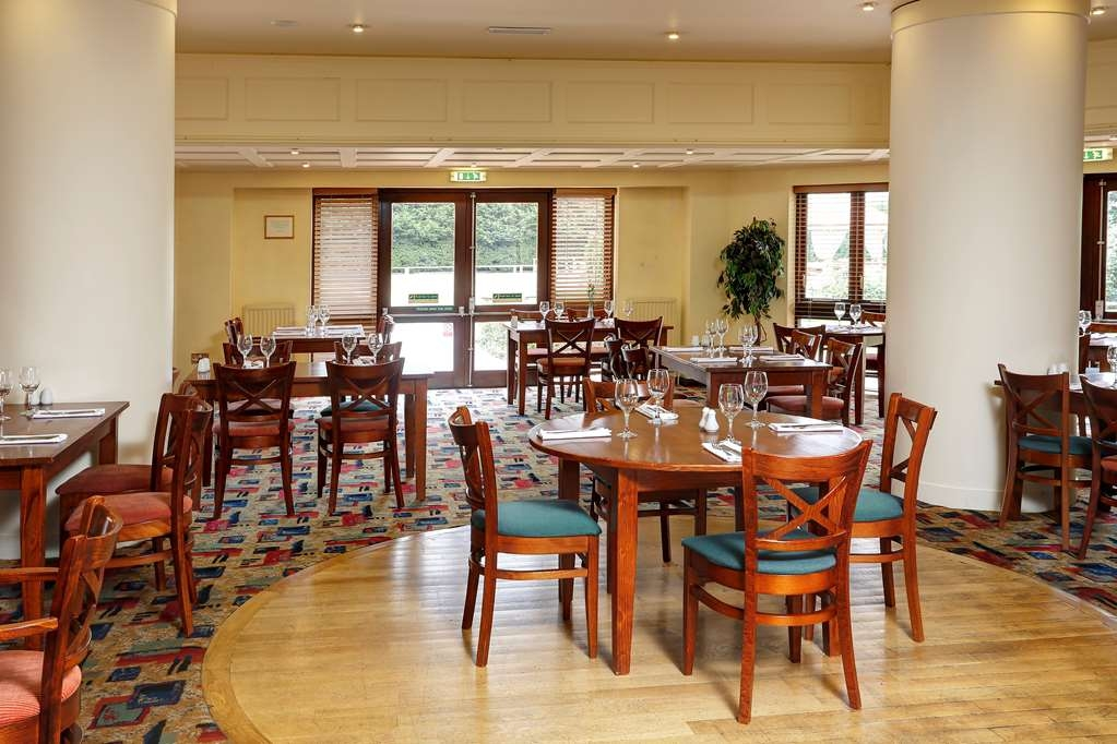 Best Western Rockingham Forest Hotel - Restaurant