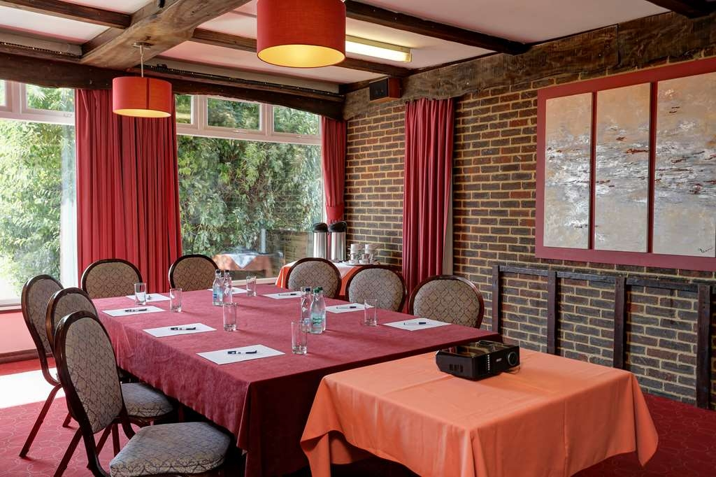 Best Western Beachcroft Hotel - Sala de reuniones