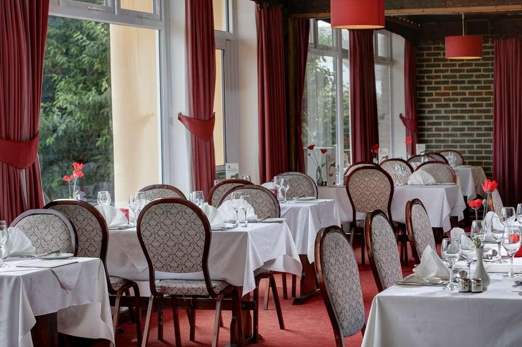 Best Western Beachcroft Hotel - Restaurante/Comedor