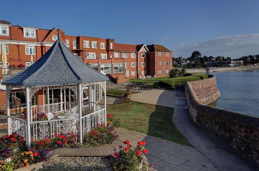 Best Western Livermead Cliff Hotel - Vista exterior