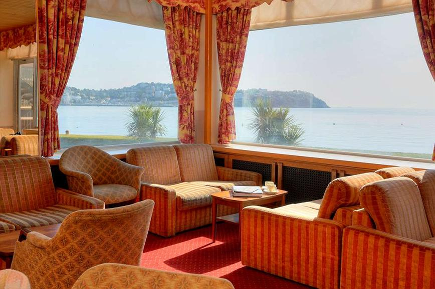 Hotel in Torquay | Best Western Livermead Cliff Hotel
