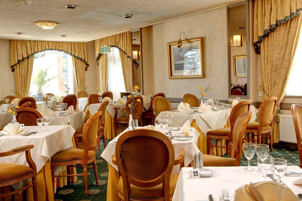 Best Western Livermead Cliff Hotel - Restaurant / Etablissement gastronomique