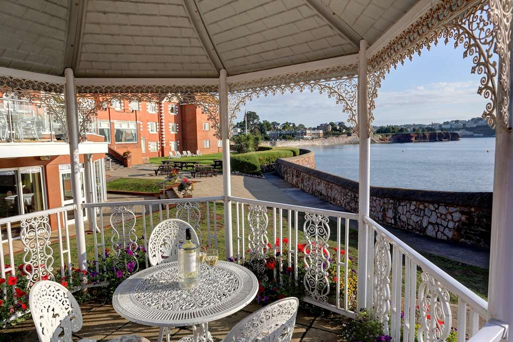 Best Western Livermead Cliff Hotel - livermead cliff hotel grounds and hotel