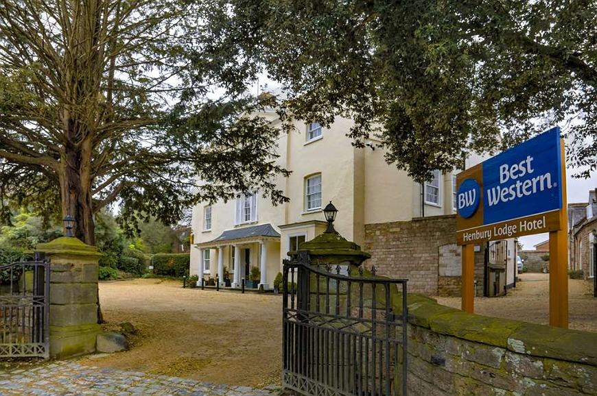 Best Western Henbury Lodge Hotel - Aussenansicht