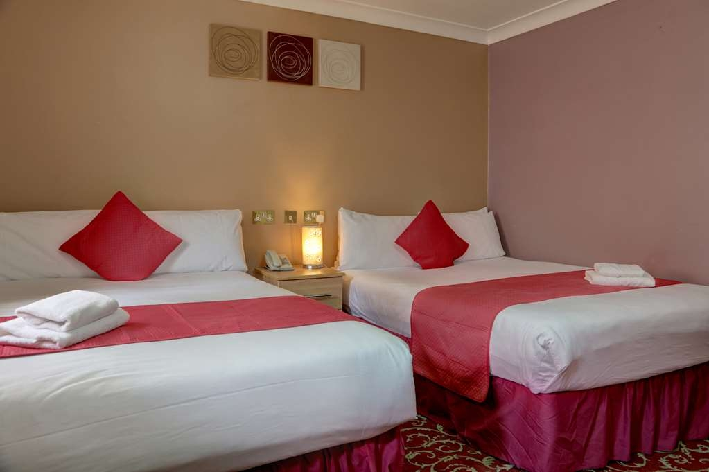Best Western London Ilford Hotel - Chambres / Logements