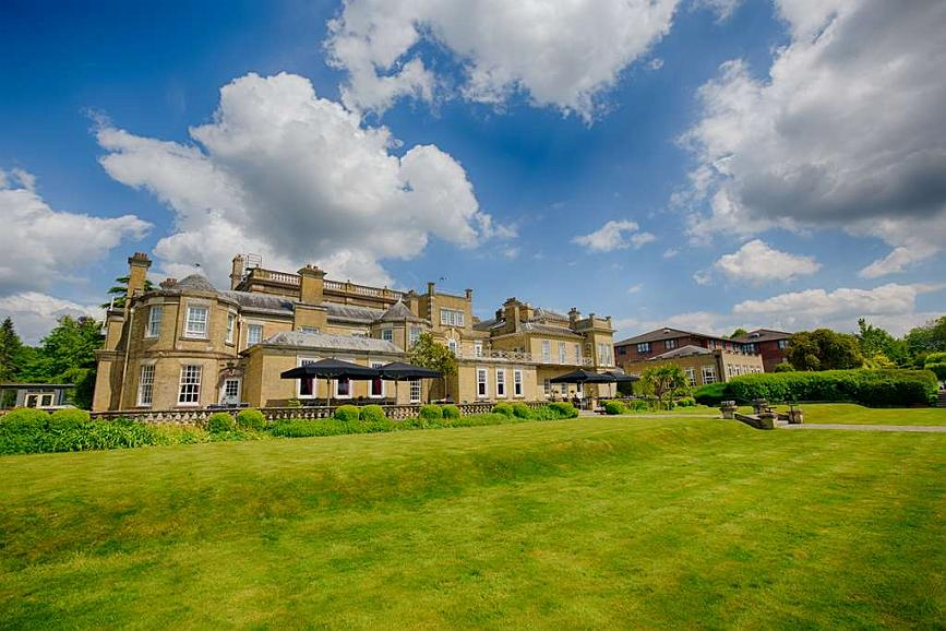 Best Western Chilworth Manor Hotel - chilworth manor grounds and hotel