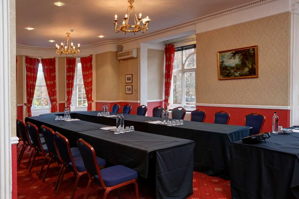 Best Western Chilworth Manor Hotel - Sala de reuniones