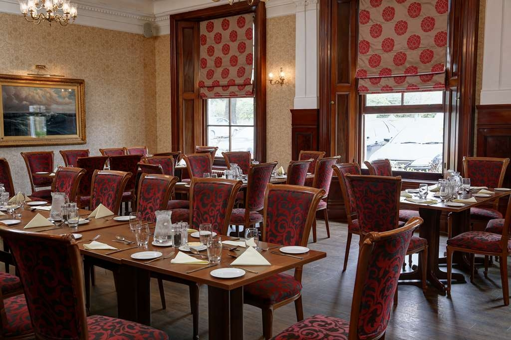 Best Western Chilworth Manor Hotel - Restaurante/Comedor