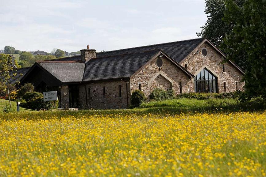 Best Western Ribble Valley, Blackburn, Mytton Fold Hotel - Aussenansicht