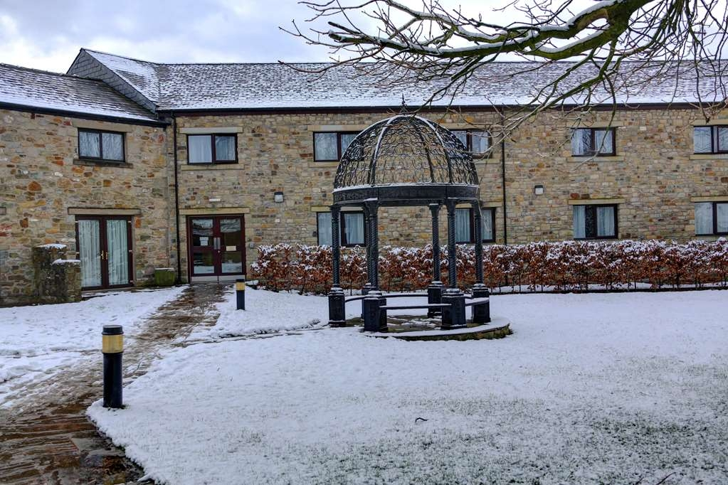 Best Western Ribble Valley, Blackburn, Mytton Fold Hotel - Façade