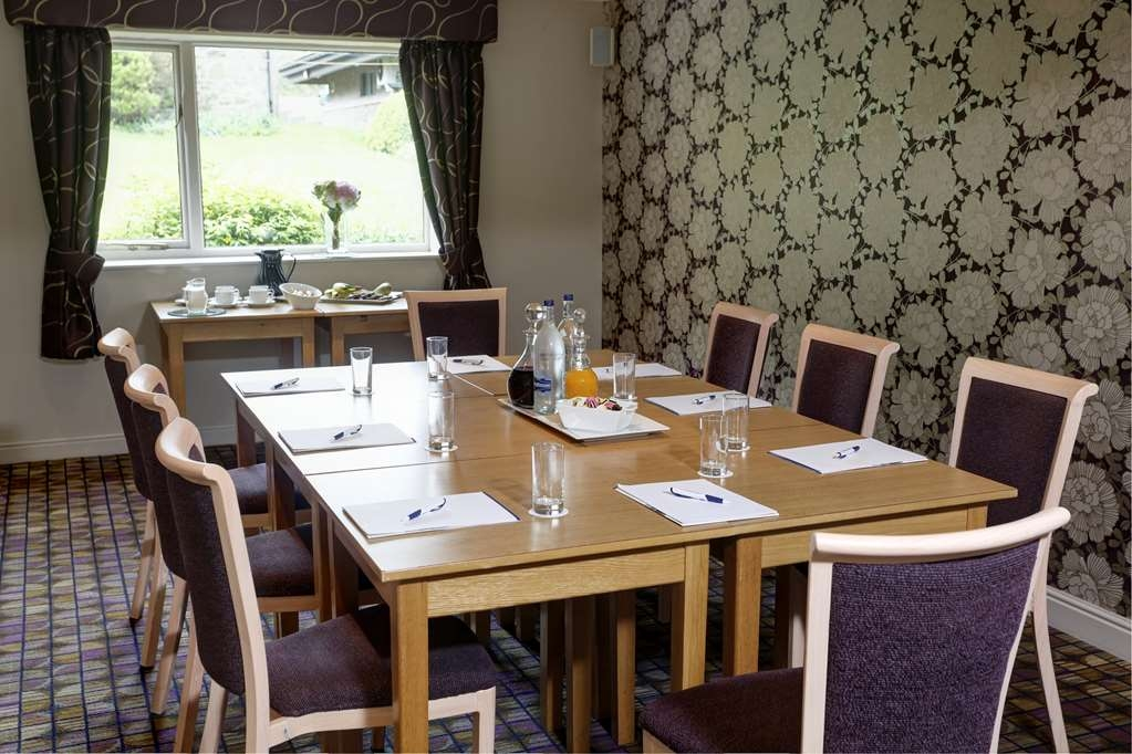Best Western Ribble Valley, Blackburn, Mytton Fold Hotel - Salle de réunion