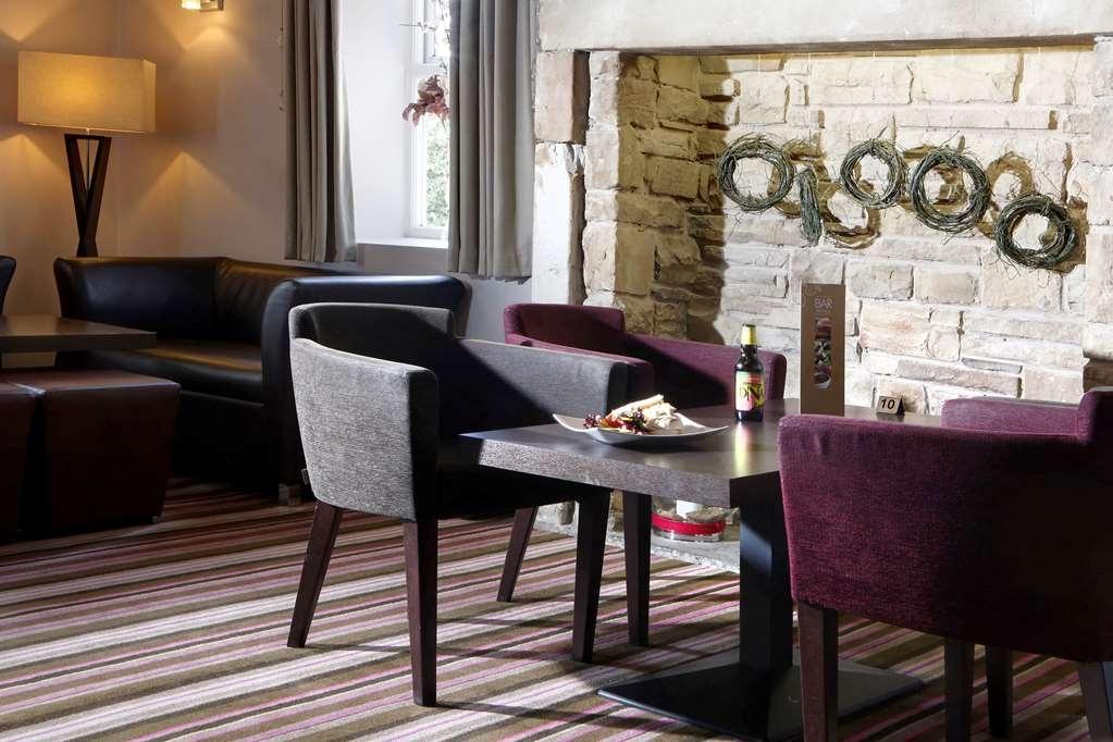 Best Western Plus Lancashire Manor Hotel - Restaurant / Gastronomie