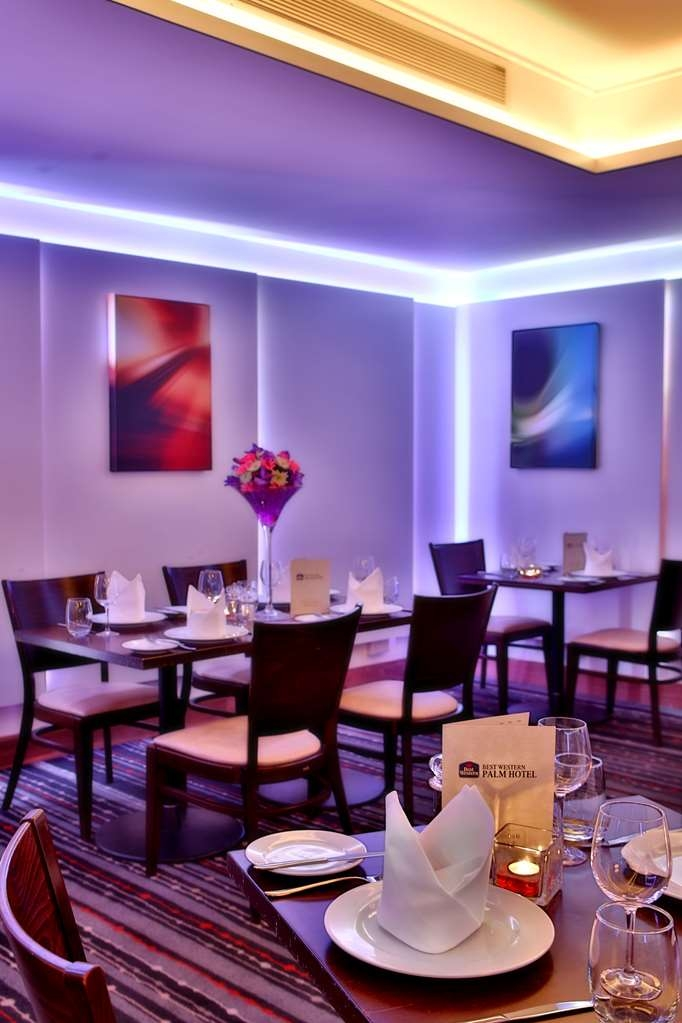 Best Western Palm Hotel - palm hotel dining OP