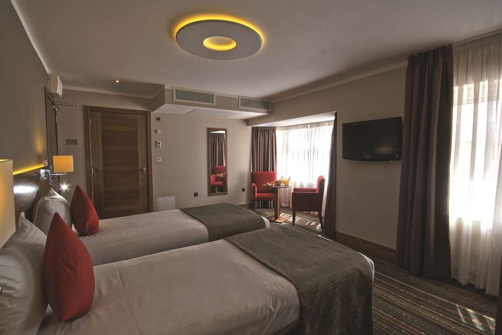 Best Western Palm Hotel - palm hotel bedrooms