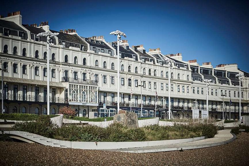 Best Western Plus Dover Marina Hotel & Spa - Aussenansicht