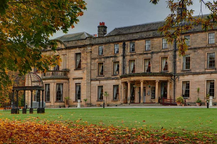 Beamish Hall Country House Hotel, BW Premier Collection - Aussenansicht