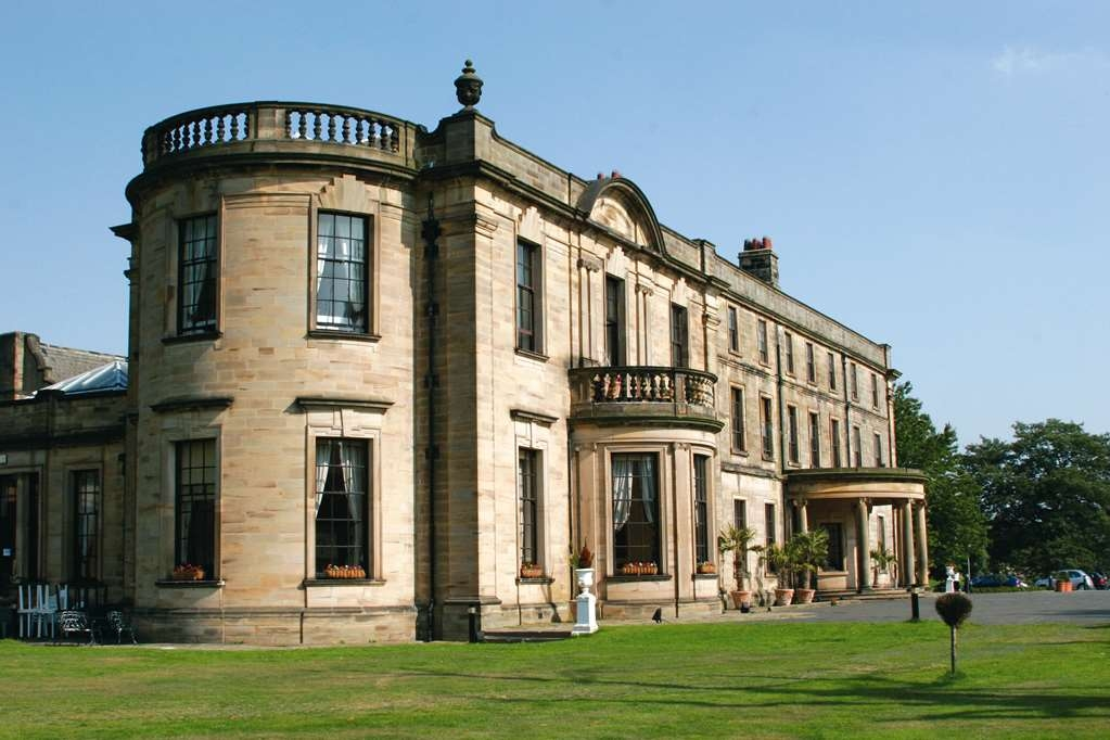Beamish Hall Country House Hotel, BW Premier Collection - Vista Exterior