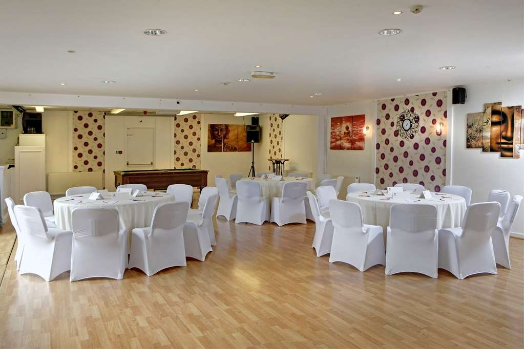 Best Western Deincourt Hotel - Besprechungszimmer