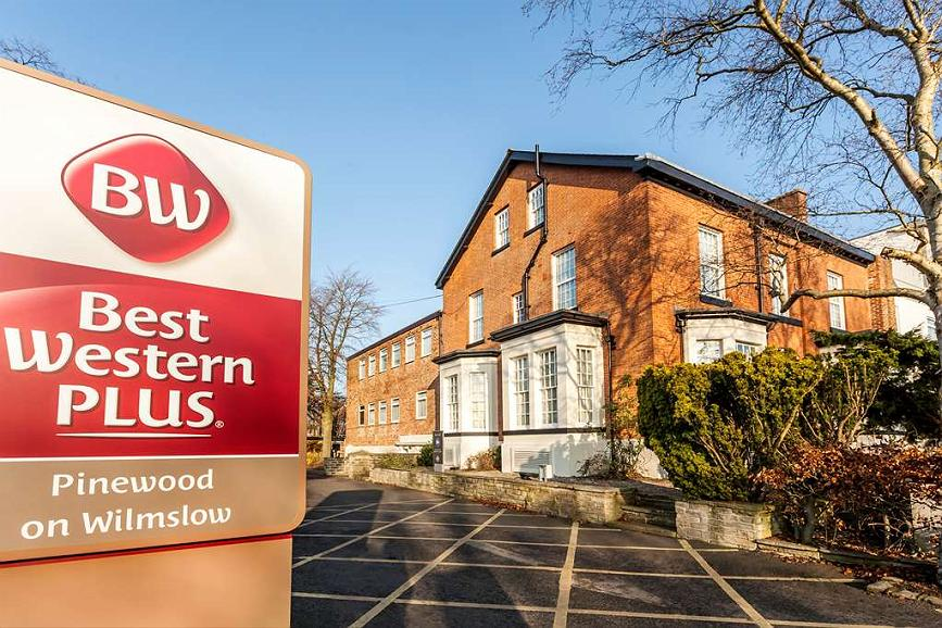 Hotel in Manchester   Best Western Plus Manchester Airport