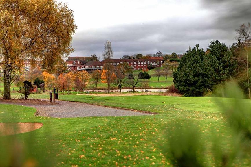 Best Western Plus Coventry Windmill Village Hotel Golf & Spa - Façade