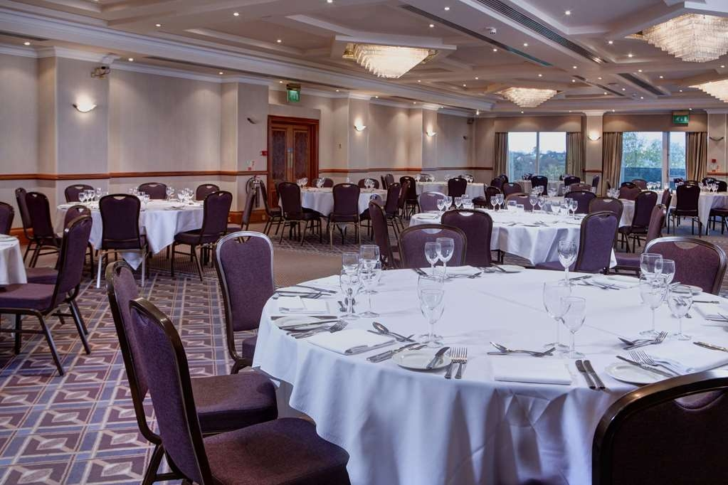 Best Western Plus Coventry Windmill Village Hotel Golf & Spa - Sala de reuniones