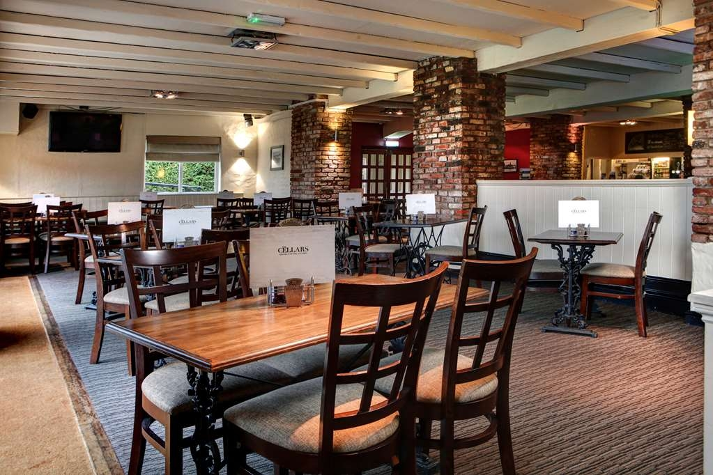 Best Western Plus Coventry Windmill Village Hotel Golf & Spa - Restaurante/Comedor