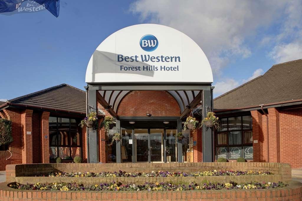 Best Western Forest Hills Hotel - Außenansicht