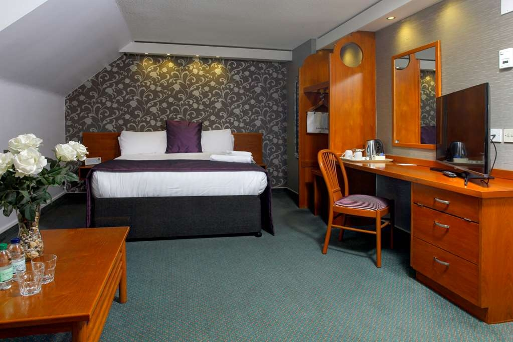 Best Western Nottingham Derby - nottingham derby hotel bedrooms