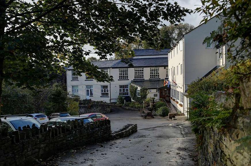 Best Western Bury Ramsbottom Old Mill Hotel - Aussenansicht