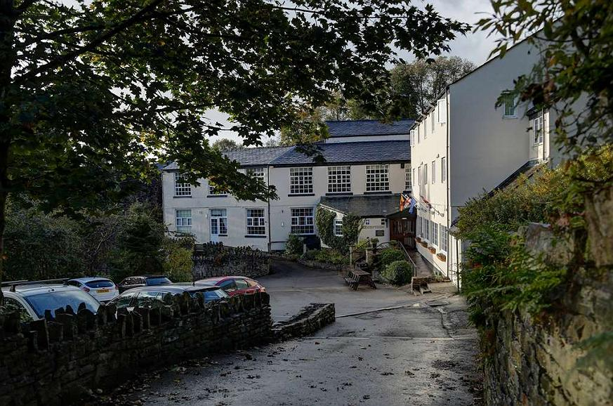 Best Western Bury Ramsbottom Old Mill Hotel - Vue extérieure